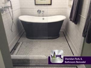 Sheridan Park Bathroom Remodel