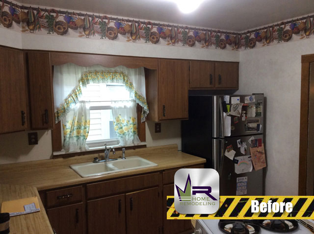 Kitchen Remodel - 5287 N Northwest Hwy, Chicago, IL 60630 by Regency Home Remodeling
