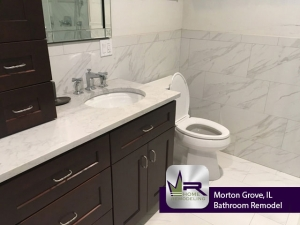 Morton Grove, IL Bathroom Remodel