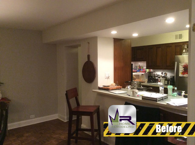 Kitchen Remodel - 1416 S Vine Ave, Park Ridge, IL 60068 by Regency Home Remodeling