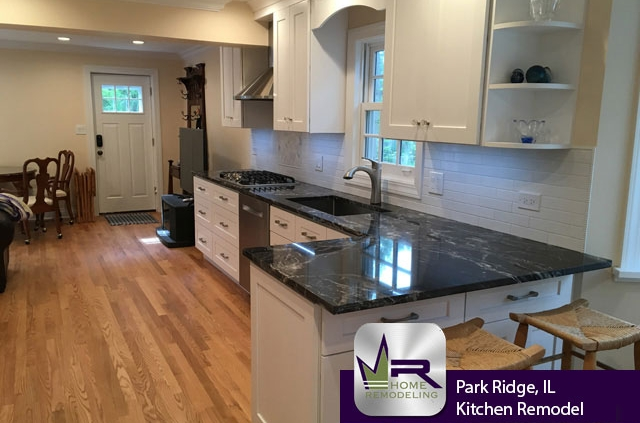 Park Ridge, IL Kitchen Remodel by Regency Home Remodeling