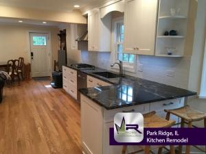 Park Ridge, IL Kitchen Remodel