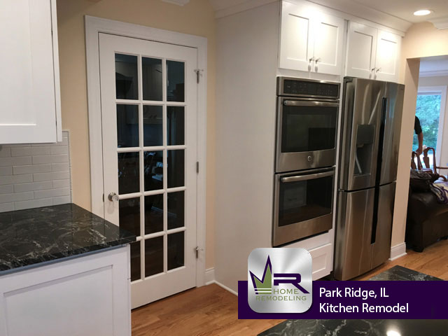 Kitchen Remodel - 830 S Washington Ave, Park Ridge, IL 60068 by Regency Home Remodeling