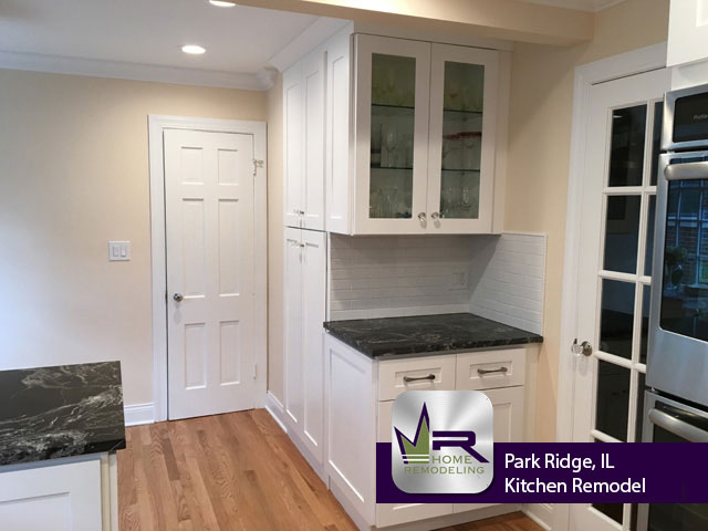 Kitchen Remodel - 830 S Washington Ave, Park Ridge, IL 60068 by Regency Home Remodeling