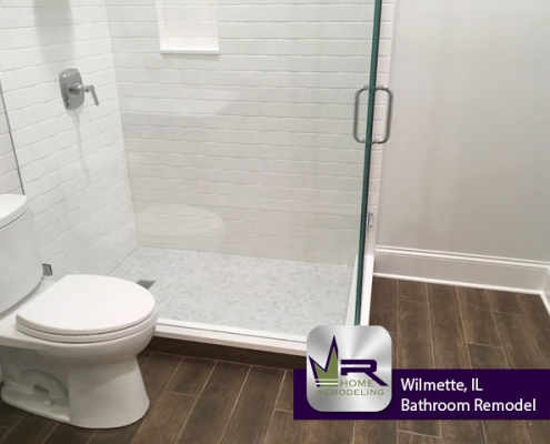 Wilmette, IL Bathroom Remodel by Regency Home Remodeling