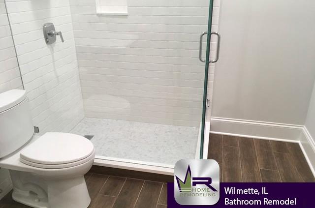 Wilmette, IL Bathroom Remodel by Regency Home Remodeling