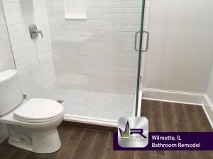 Wilmette, IL Bathroom Remodel