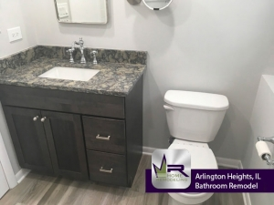 Arlington Heights, IL Bathroom Remodel