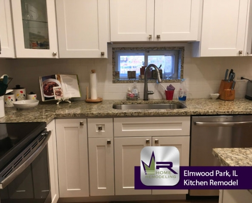 Elmwood Park (Chicago) Kitchen Remodel by Regency Home Remodeling by Regency Home Remodeling
