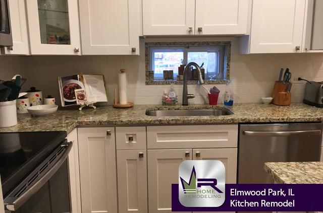 Elmwood Park (Chicago) Kitchen Remodel by Regency Home Remodeling by Regency Home Remodeling