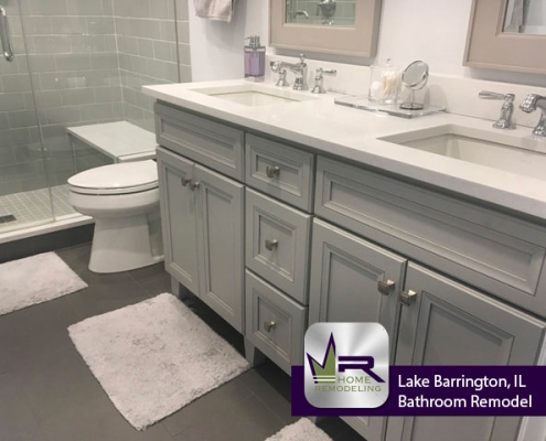 Lake Barrington, IL Bathroom Remodel by Regency Home Remodeling