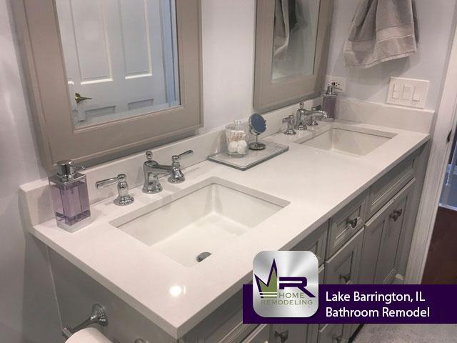 Lake Barrington Bathroom Remodel