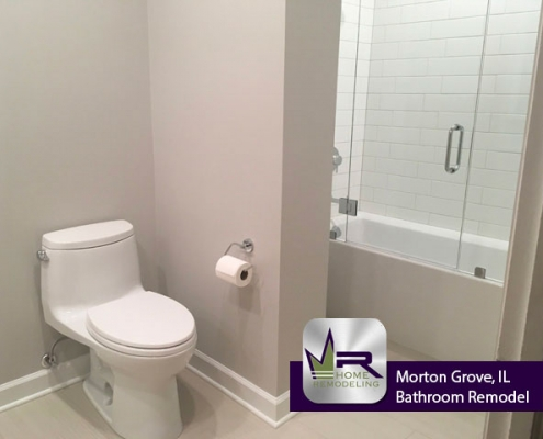 Morton Grove, IL Bathroom Remodel by Regency Home Remodeling