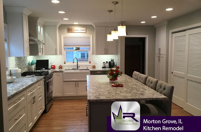 Morton Grove, IL Kitchen Remodel