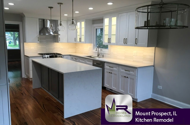 Kitchen Remodel - 702 S Emerson St, Mount Prospect, IL 60056 by Regency Home Remodeling
