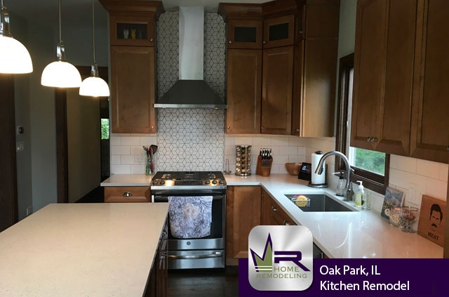 Kitchen Remodel - Oak Park, IL 60301 by Regency Home Remodeling