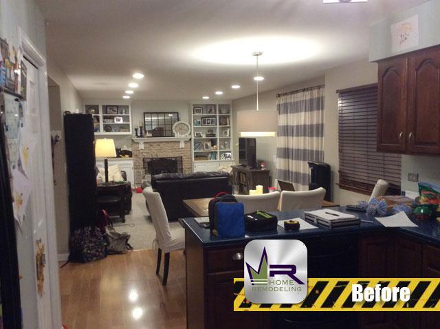 Kitchen Remodel - 1524 Eton Dr, Arlington Heights, IL 60004 by Regency Home Remodeling