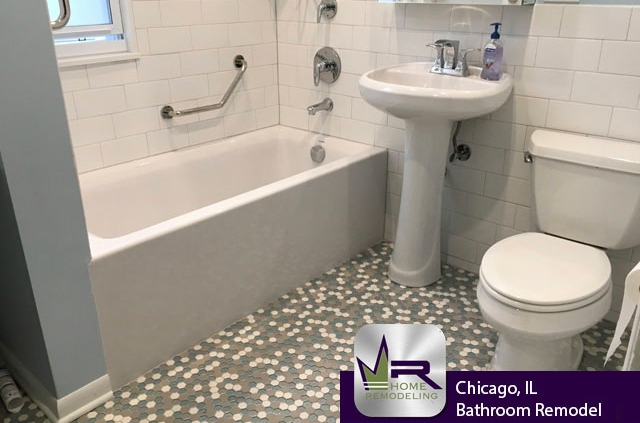 Bathroom Remodel - Bowmanville (Chicago), IL by Regency Home Remodeling