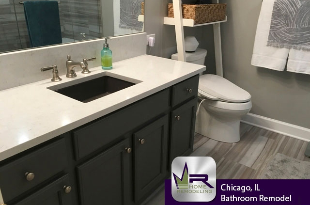 Bathroom Remodel - 920 W Agatite Ave, Chicago, IL 60640 by Regency Home Remodeling