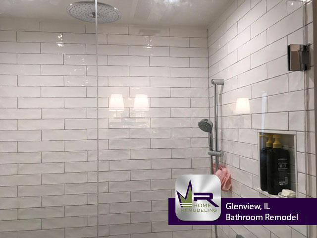 Bathroom Remodel - 1832 Wildberry Dr, Glenview, IL 60025 by Regency Home Remodeling