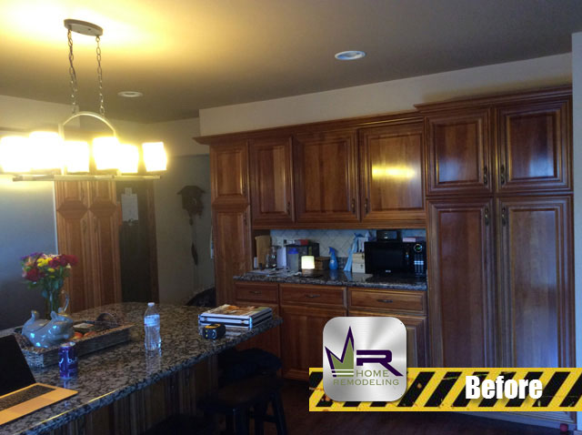 Kitchen Remodel - 207 Pond Ridge Rd, Libertyville, IL 60048 by Regency Home Remodeling