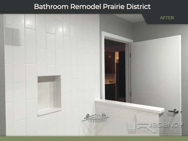 Bathroom Remodel - 1812 S Federal St, Chicago, IL 60616 by Regency Home Remodeling