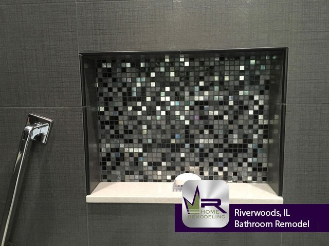 Master Bathroom Remodel - 975 Portwine Rd, Riverwoods, IL 60015 by Regency Home Remodeling