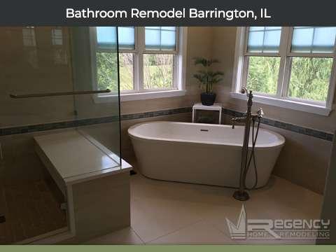 Bathroom Remodel Barrington, IL
