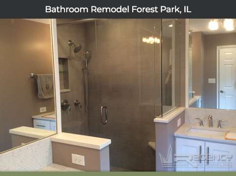 Bathroom Remodel Forest Park, IL