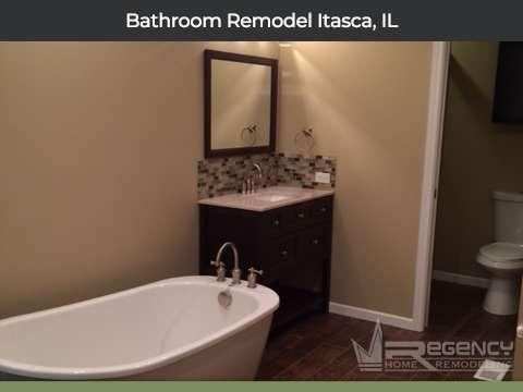 Bathroom Remodel Itasca IL