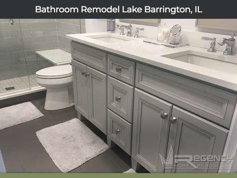 Bathroom Remodel Lake Barrington, IL