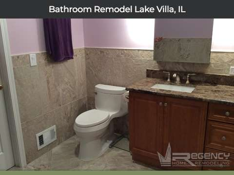 Bathroom Remodel Lake Villa, IL