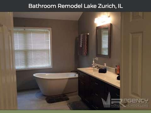 Bathroom Remodel Lake Zurich, IL