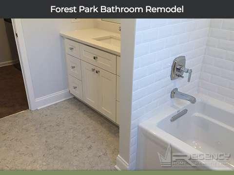 Forest Park Bathroom Remodel