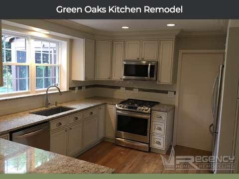 Green Oaks Kitchen Remodel