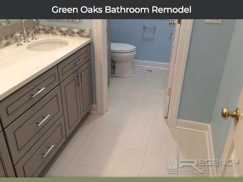 Green Oaks Bathroom Remodel