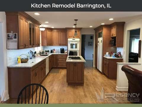 Kitchen Remodel Barrington IL