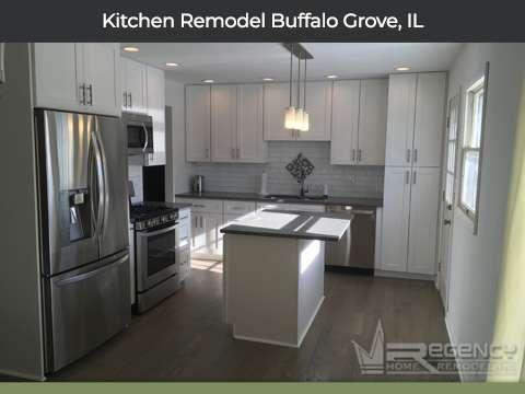 Kitchen Remodel Buffalo Grove IL