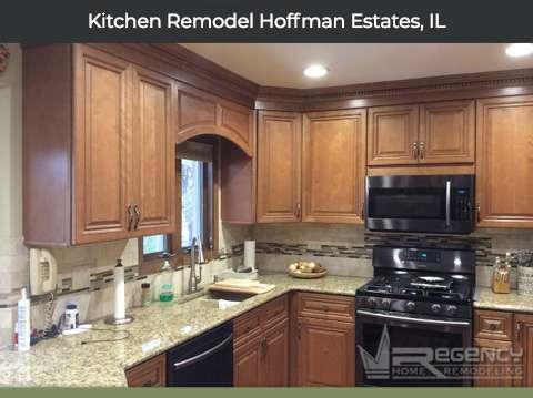 Kitchen Remodel Hoffman Estates IL