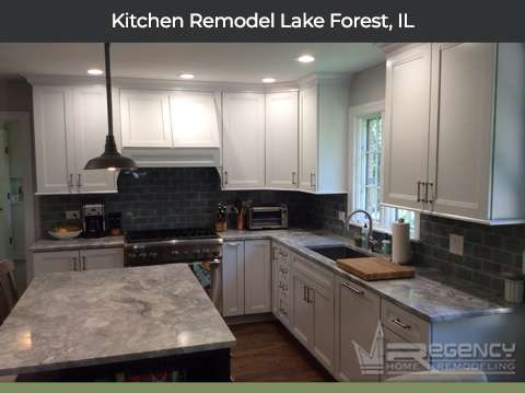 Kitchen Remodel Lake Forest IL