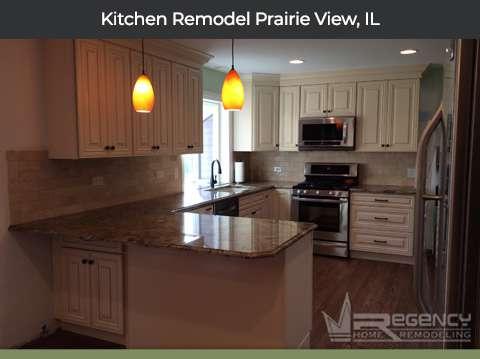 Kitchen Remodel Prairie View IL