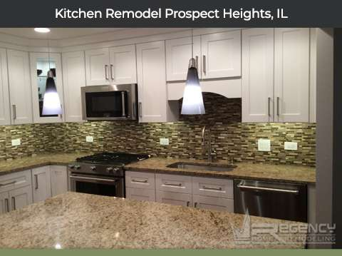Kitchen Remodel Prospect Heights IL