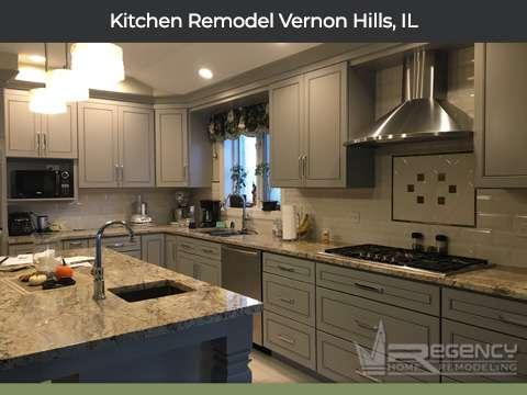 Kitchen Remodel Vernon Hills IL