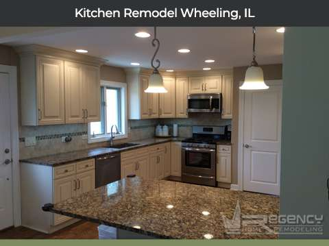 Kitchen Remodel Wheeling Il