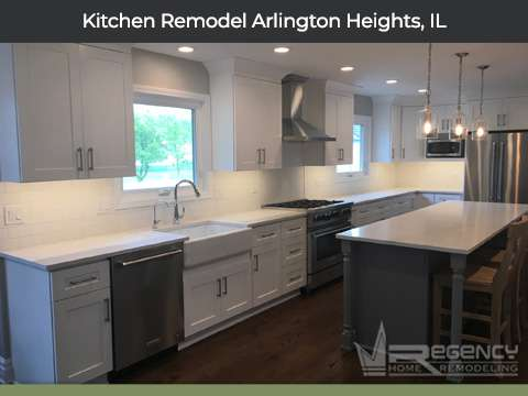 Kitchen Remodel Arlington Heights, IL