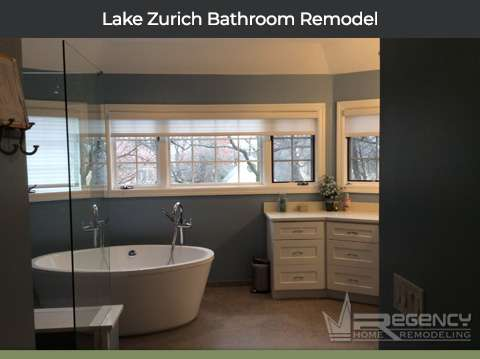 Lake Zurich Bathroom Remodel