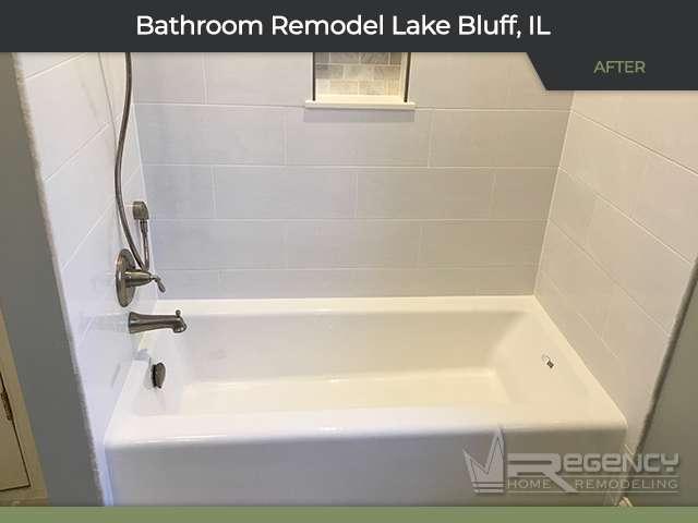 Bathroom Remodel - 170 Heathrow Ct, Lake Bluff, IL 60044 by Regency Home Remodeling