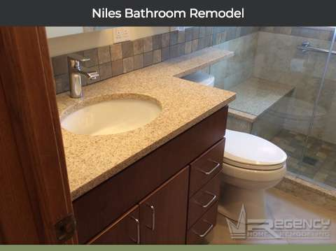 Niles Bathroom Remodel