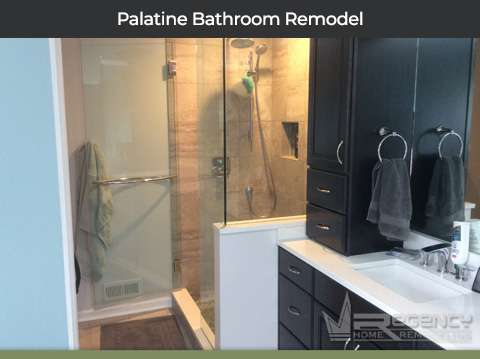Palatine Bathroom Remodel