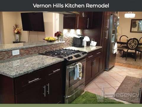 Vernon Hills Kitchen Remodel